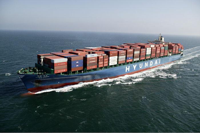 Hyundain Vessel